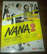 NANA 2 (NEW DVD) NAKASHIMA MIKA JAPAN MOVIE ENG SUB R3