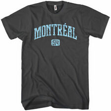 Montreal 514 T-shirt - Quebec Canada Habs Canadiens MTL Alouettes - XS to 4XL