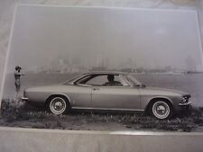 1965 CHEVROLET  CORVAIR CORSA COUPE 12 X 18 LARGE PICTURE   PHOTO