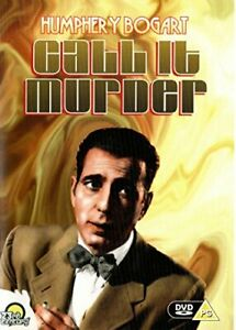 Call It Murder - DVD  HIVG The Cheap Fast Free Post