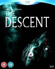 The Descent Blu-ray 2005 DVD Region 2