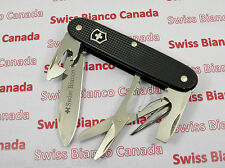 Swiss Bianco Exclusive Victorinox Pioneer X Black Alox Swiss Army Knife