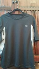* Champion * Men's Size L New Without Tags Duo-Dry Short Sleeve Black Shirt Bas