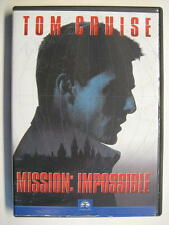 MISSION IMPOSSIBLE - DVD - TOM CRUISE