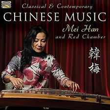 MEI HAN/RED CHAMBER - CLASSICAL & CONTEMPORARY CHINESE MUSIC USED - VERY GOOD CD