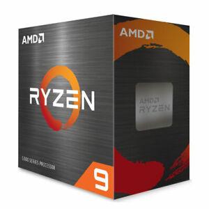 "AMD Ryzen 9 5950X 16x 3.4GHz (4,9GHz) ""Vermeer"" Sockel AM4 boxed ohne Kühler"