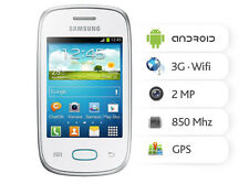 "Samsung Galaxy Pocket Neo S5310 White 3G 3"" Screen 2.0MP Camera Official Unlock"