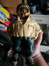 Figure Of Sailor With Pipe