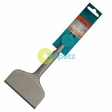 Heller SDS-Plus 75mm x 165mm Cranked Chisel Bit Tiles Walls & Floor German Tool