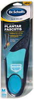 Dr. Scholl's Pain Relief Orthotics For Plantar Fasciitis For Men, 1 Pair