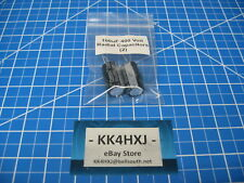400V 100uF  Radial Electrolytic Capacitors - lot of 2
