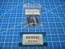 400V 100uF Radial Electrolytic Capacitors - Imported - 2 Pieces