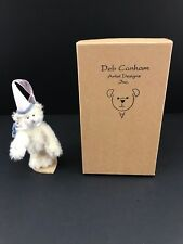 Deb Canham Camelot Collection Lady Guinevere miniature Bear 577/2500 LE