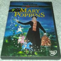 Mary Poppins Gold Collection DVD Julie Andrews , Dick Van Dyke