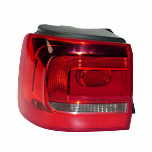 VW Touran 1T3 Tail Light Left 1T0945095R Rear Light