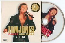 [BEE GEES COVERS] TOM JONES ~ DUETS AND MORE ~ 1999 UK 32-TRACK CD ALBUM