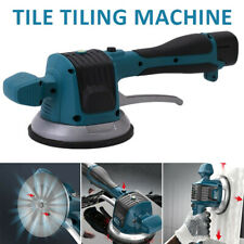 Tile Vibrator Suction Cup Pro Tiling Tool Machine Floor Laying Machine