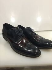 Kenneth Cole New York ~ 2 Tone Wingtip Oxfords , Men's size 12