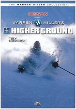 Nissan Higher Ground DVD Warren Millers Sport Original UK Release New Sealed R2