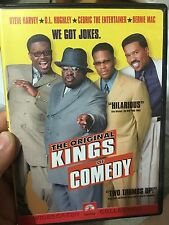 The Original Kings Of Comedy region 1 DVD (2000 Spike Lee stand up comedy movie)