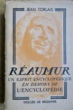 Réaumur : un esprit encyclopédique en dehors de l'Encyclopédie