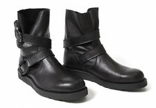 Yohji Yamamoto POUR HOMME Leather Boots Size 3(About US9.5)(K-49250)