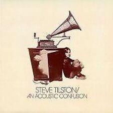 STEVE TILSTON - AN ACOUSTIC CONFUSION - MINI LP CD