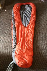 Sierra Designs Backcountry Bed 600 Down Sleeping Bag w/ Sea to Summit eVent