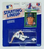RYNE SANDBERG Chicago Cubs Starting Lineup SLU 1989 MLB Action Figure & Card NEW