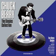 Chuck Berry Singles Collection [3LP Gatefold White Vinyl] Rock and roll music