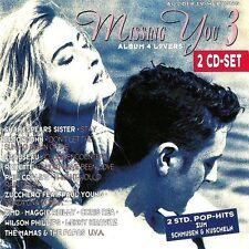 Missing You 3 (1992, EMI) Shakespears Sister, zucchero/PAUL YOUNG, BO [CD DOPPIO]