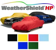 Covercraft Custom Car Covers - WeatherShield HP - Indoor/Outdoor - 6 Colors