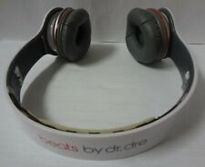 Monster Beats by Dr. Dre Solo HD Glossy White On Ear Headphones   -21
