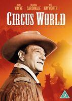 Circus World [DVD][Region 2]