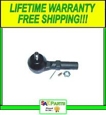 NEW Heavy Duty Deeza CH-T606 Steering Tie Rod End, Front Outer