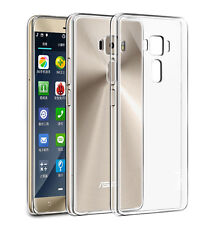 Premium Ultra-thin Crystal Clear Soft Silicone Rubber TPU Case Cover For ASUS