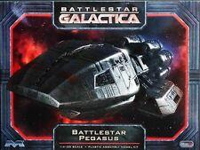 Moebius Battlestar Galactica Pegasus Plastic Model Kit 1/4105