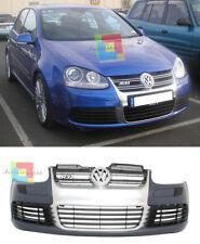 VW GOLF 5 2003-2008 - PARAURTI ANTERIORE DESIGN R32 CON GRIGLIA - IN ABS .-