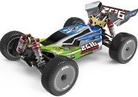 Wltoys 144001 RC Car 60km/h 1/14 2.4GHz 4WD Racing Off-Road Car RTR Toy Gift