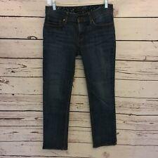 4cebeaad6f7 Levis Women's Size 6 Perfect Waist Striaght 525 Jeans Flap Pockets A39