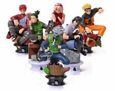 Set 6 Figuras Naruto 9 cms