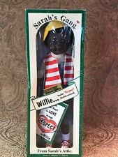 "Sarah'S Attic Sarah's Gang 11"" Doll 'Willie.Teaches Respect' 1996"