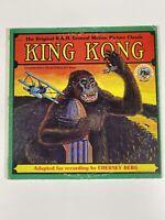 King Kong R.K.O Wonderland Records LP Album Vinyl LP151 Soundtrack 1974 Original