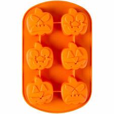 Jack O Lantern Halloween Mini Silicone Mold from Wilton 4939