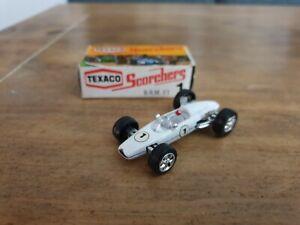 VERY RARE Zylmex Texaco Scorchers No 1 BRM  F1 MIB from 1970