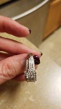 engagement ring size 7 white gold 1.06 Total Karat Weight