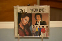 2 CD's -NEW-The Best of Motown 1980's Vol. 1 The Best of Motown 1980's Vol. 2