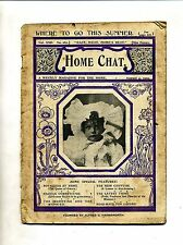 HOME CHAT - A Weekly Magazine for the home # August 4, 1900 - Harmsworth