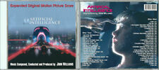 SC - 2CD A.I. - ARTIFICIAL INTELLIGENCE (Complete Motion Score) John Williams