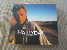 "RARE! CD DIGIPACK ""GANG"" Johnny HALLYDAY / 10 titres - 2000"